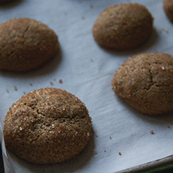 Chewy Ginger Molasses Cookies - QUOTIDIEN: The Best of ...