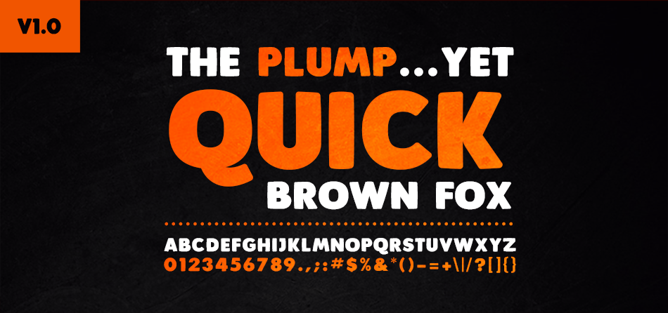 A New Typeface Created In Response To Need Have Fun Bold Font For Marketing Purposes On Recent Project