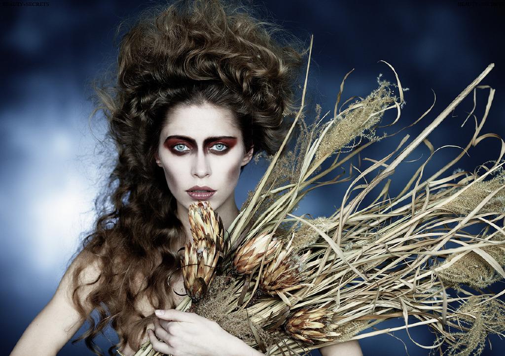 Makeup Artist Sylvia Dimaki